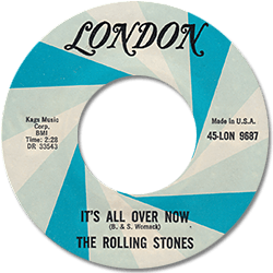 The Rolling Stones : It's All Over Now - USA 1965