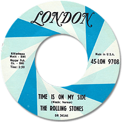The Rolling Stones : Time Is On My Side - USA 1965