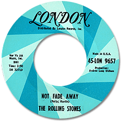 The Rolling Stones : Not Fade Away - USA 1973