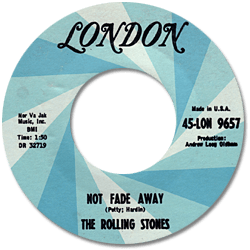 The Rolling Stones : Not Fade Away - USA 1978
