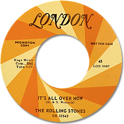 The Rolling Stones : It's All Over Now - USA 1964