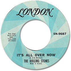 The Rolling Stones : It's All Over Now - USA 1978