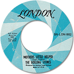 The Rolling Stones : Mother's Little Helper - USA 1973