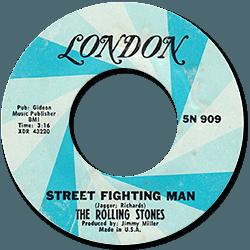 The Rolling Stones : Street Fighting Man - USA 1978