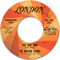 The Rolling Stones : The Last Time - USA 1965
