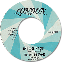 The Rolling Stones : Time Is On My Side - USA 1964