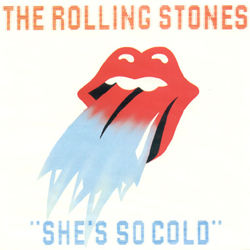 The Rolling Stones : She's So Cold - Canada 1980