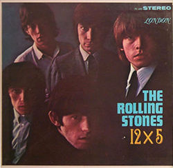 The Rolling Stones : 12x5 - USA 1964