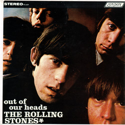 The Rolling Stones : Out Of Our Heads - USA 1965