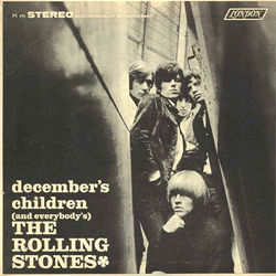 The Rolling Stones : December's Children - USA 1966