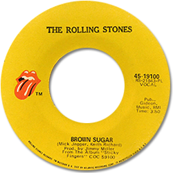 The Rolling Stones : Brown Sugar - USA 1973