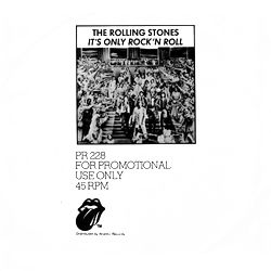 The Rolling Stones : Time Waits For No One - USA 1975