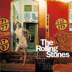 The Rolling Stones : Saint Of Me - USA 1998