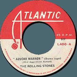 The Rolling Stones : Brown Sugar - Venezuela 1971