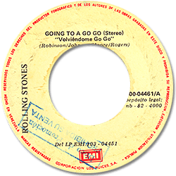The Rolling Stones : Going To A Gogo (live) - Venezuela 1982