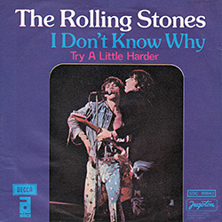 The Rolling Stones : I Don't Know Why - Yugoslavia 1975