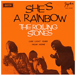 The Rolling Stones : She's A Rainbow - Yugoslavia 1967