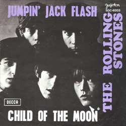 The Rolling Stones : Jumpin' Jack Flash - Yugoslavia 1968