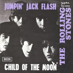 The Rolling Stones : Jumpin' Jack Flash - Yugoslavia 1968