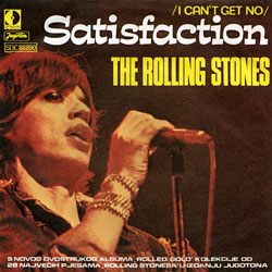 The Rolling Stones : Satisfaction - Yugoslavia 1975