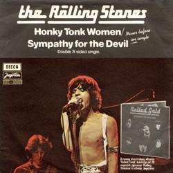 The Rolling Stones : Honky Tonk Women - Yugoslavia 1975