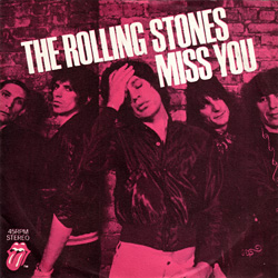 The Rolling Stones : Miss You - Yugoslavia 1978