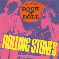 The Rolling Stones : It's Only Rock'n'Roll - Yugoslavia 1974