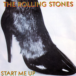 The Rolling Stones : Start Me Up - Portugal 1981