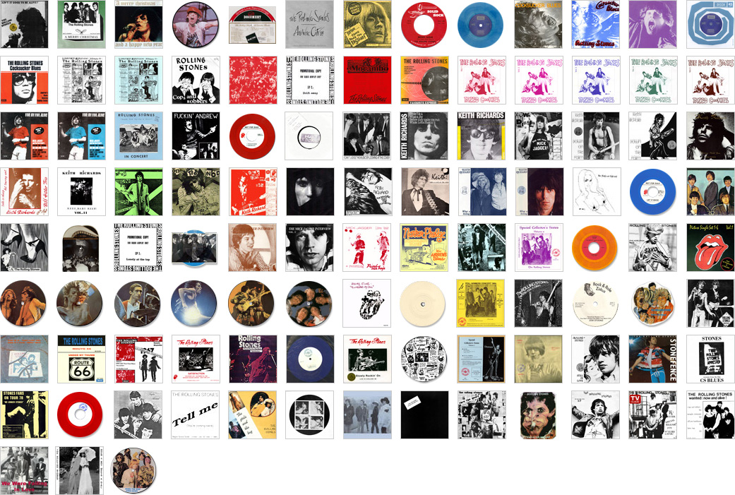 "The Rolling Stones worldwide discography: 7"" singles and ... Rolling Stones Discography"