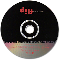 The Rolling Stones - Flip The Switch - Virgin DPRO-12784 USA CDS