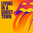 "The Rolling Stones 10"" PS - Living In A Ghost Town"