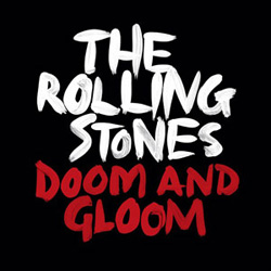 The Rolling Stones - Doom And Gloom - Universal  USA CDS