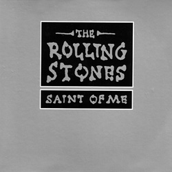 The Rolling Stones - Saint of Me - Virgin VSCDJ 1667 UK CDS