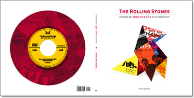 The Rolling Stones Japanese singles & EPs discography book