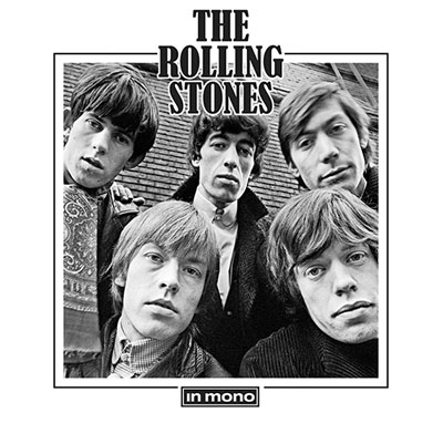 The Rolling Stones - mono LPs / CDs box set